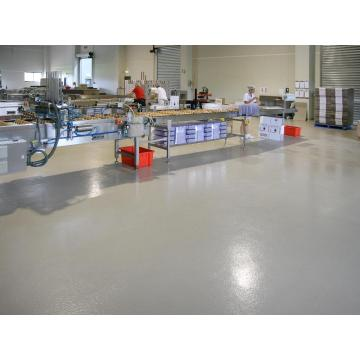 Factory epoxy non slip coating