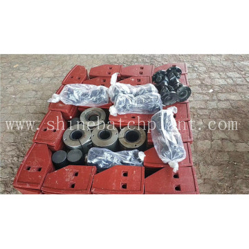 Concrete Mixing Plant Spare Parts Price
