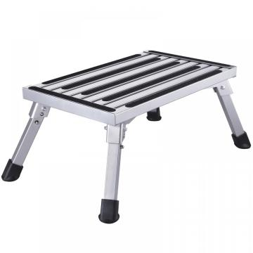 aluminum work platform step ladder