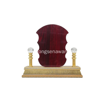 stock hot selling quality wooden medal