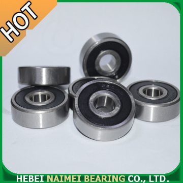 Chrome Steel Deep Groove Ball Bearing 6303