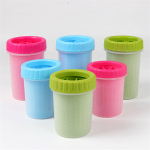 Massive Selection for for Pet Brush Pet Foot Clean Cup For Dogs Cats supply to Paraguay Exporter