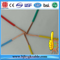 Three Core and Twin core Flat Electrical Wire and Cables to BS6004
