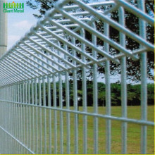Welded Galvanized Roll Top BRC Security Fence