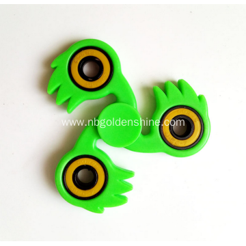 Wheel Shape Hand Spinner Glow In The Dark