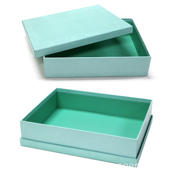 Customized 2PCS Top and Bottom Recycle Cosmetic Box