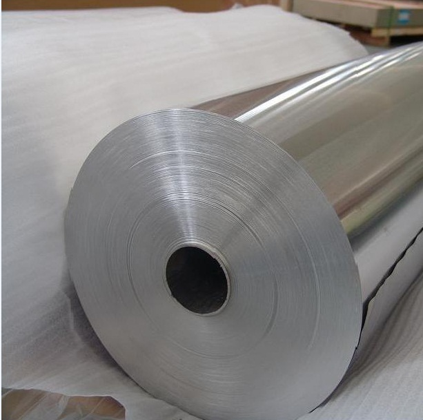 Household Aluminium Foil Factory Price