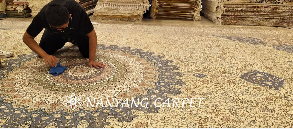 silk carpet cleaning