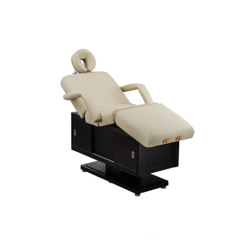 electric massage table electric spa table facial bed