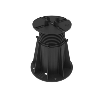 balcony paver stand adjustable pp pedestal for tile