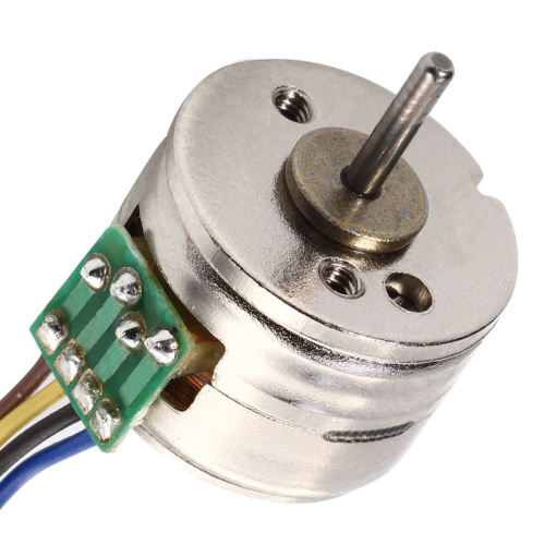 5V Gear Reduction Motor |Brushless Motor Gear Reduction