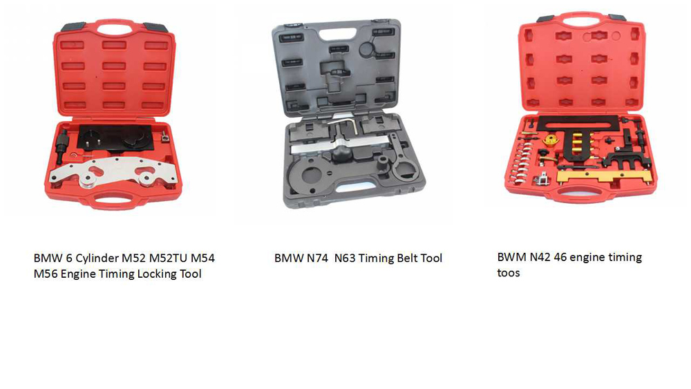 Engine timing tools for BWM