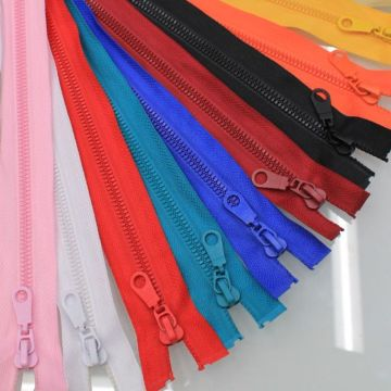 Discounts multicolored exquisite zippers for clothing