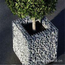 Philippines galvanized welded gabion basket