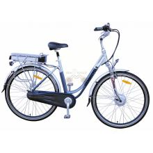 Alloy 700C Suspension Electric Bike