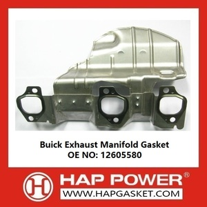 factory customized for Engine Manifold Gaskets Buick Exhaust Manifold Gasket 12605580 supply to Guinea-Bissau Importers