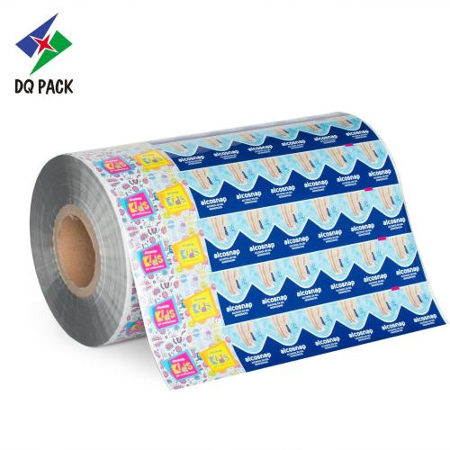 Automatic Packaging Roll Stock Food Packaging Film