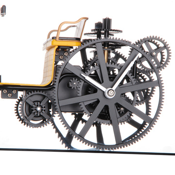 Nice Tricycle Gear Desk Clock