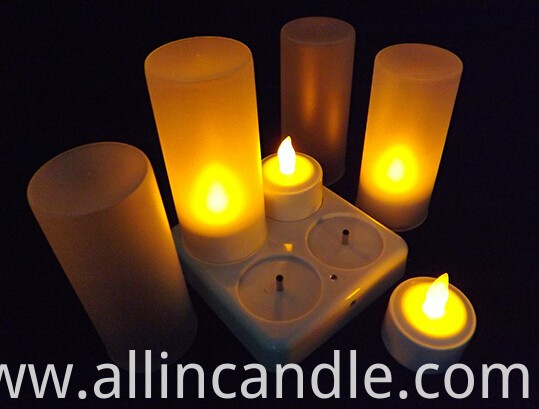 Led Magic Candle