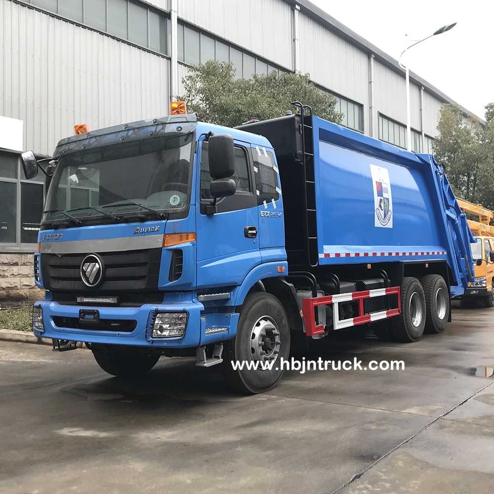 Foton Rubbish Truck