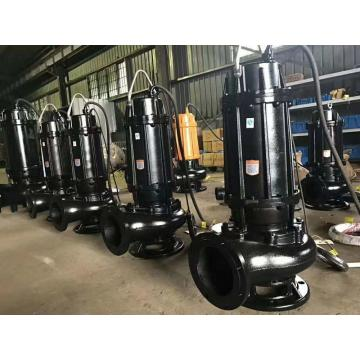 GWP stainless steel pipe sewage pump