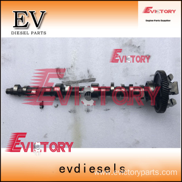 DEUTZ engine excavator F4M1011 crankshaft camshaft
