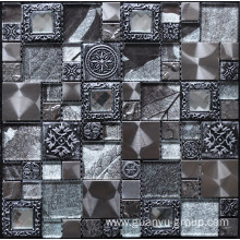 culture stone mix stainless stone mosaic