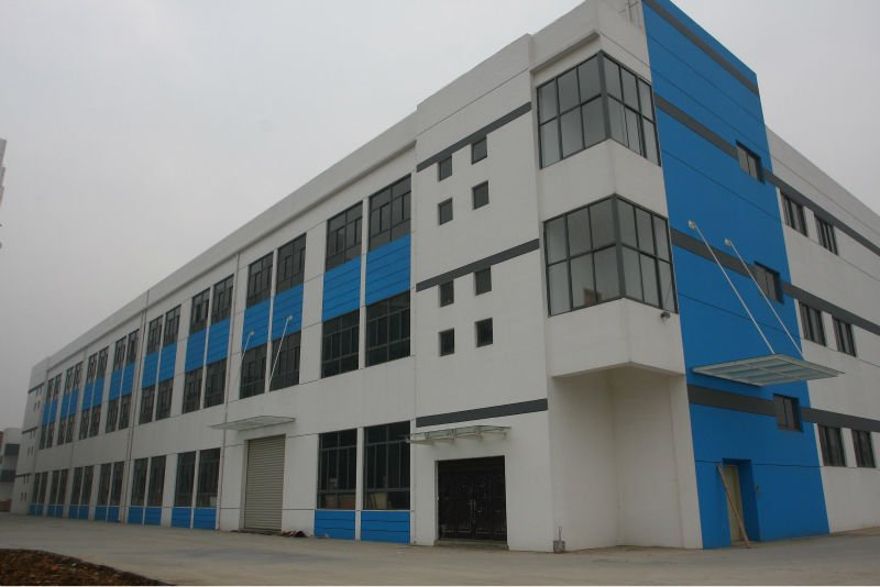 cnc machine factory