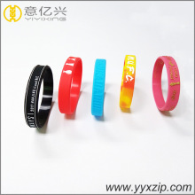 Various Silicone Wristbands With Free Professional Design