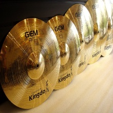High Quality for China Brass Cymbals,Copper Cymbals,H68 Brass Cymbals Supplier High Quality Brass Percussion Cymbals supply to Cocos (Keeling) Islands Factories