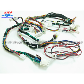 China Gold Supplier for for custom wire harness for game machine Electrical wiring harness for gaming machine export to Poland Importers