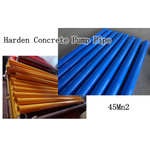 Manufacturer of for Supply Concrete Pump Tube, Concrete Pump Boom Pipe, Concrete Pump Deck Pipe from China Supplier Putzmeister concrete pump parts harden pipe supply to American Samoa Manufacturer