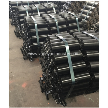 Belt Conveyor Suspended Rollers