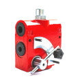 sprayer flow control valve