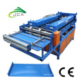Mobile standing seam machine