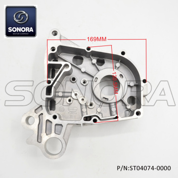 139QMA GY6-50 Right Crankcase (P/N:ST04074-0000) Top Quality