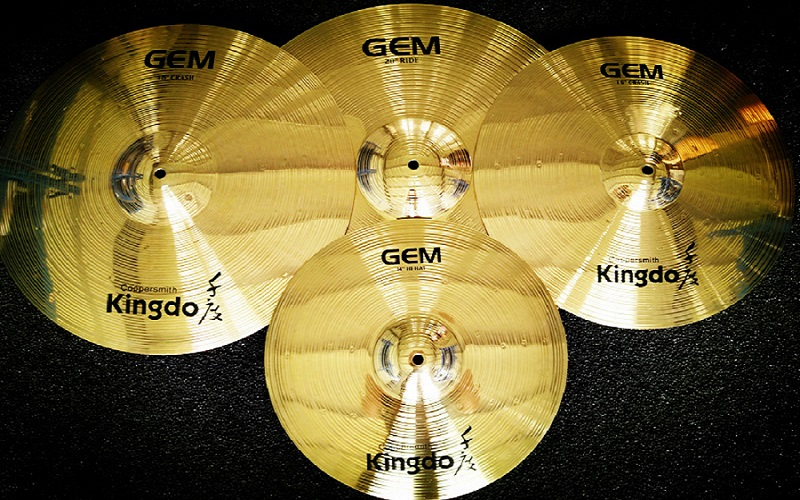 Brass Handcraft Instrument Cymbals
