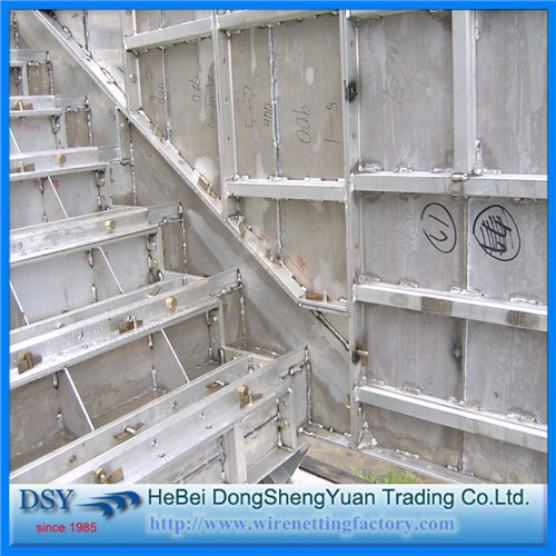 Aluminum Formwork System Wall Panel Adjustable