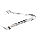 Stainless Steel Ice Bucket Sugar Cube Tongs