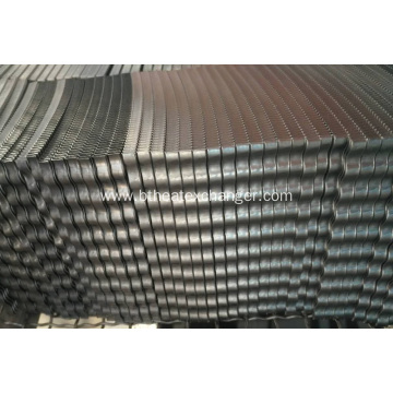 Heat Exchanger Fins for Cooling System