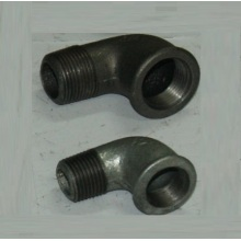 OEM Customized for Iron Fittings Beaded Type Malleable Iron Street Elbows supply to United States Wholesale