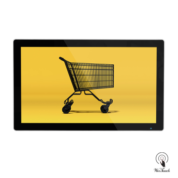 55 Inches Digital Advertising Panel For Supermarket