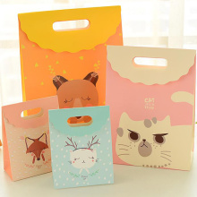 Wholesale Custom Wood-Free Paper Gift Bag