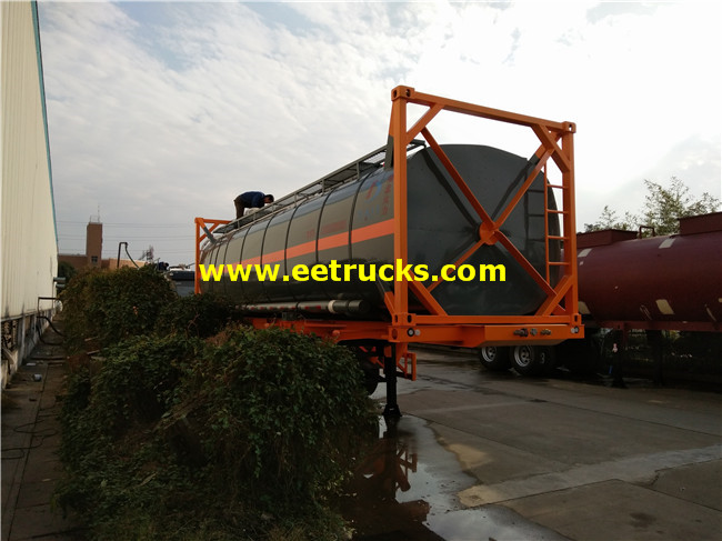 30feet ISO Acid Tanker Containers