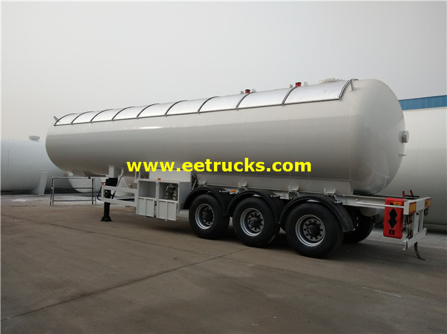 15000 Gallon 30ton NH3 Transport Tank Trailers