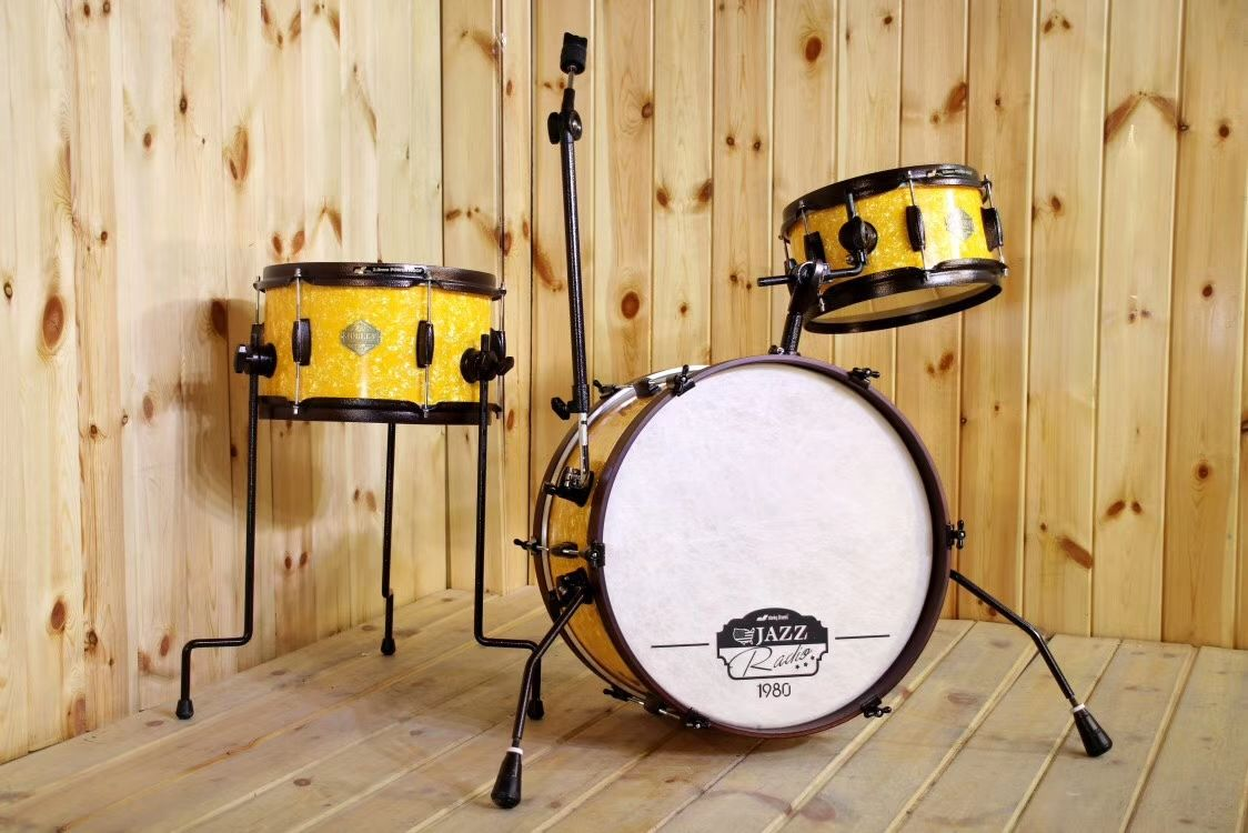 Small Size Drum Set