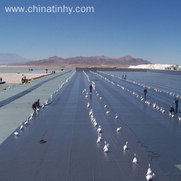 20mils HDPE liner/pond liner for shrimp cultivation