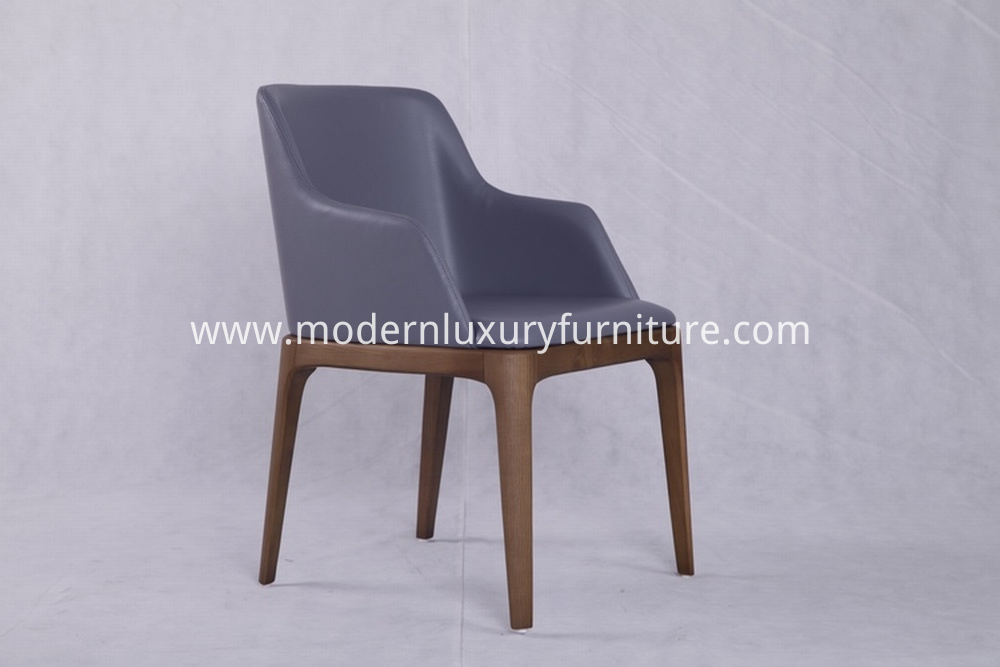 leather grace chair