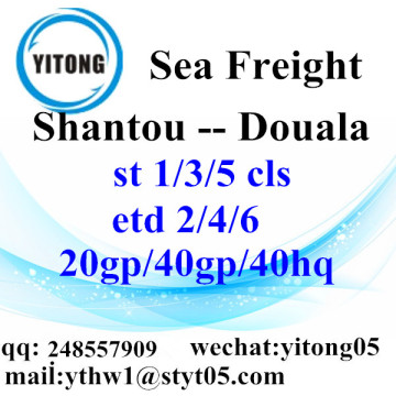 Shantou Logistics Services to Douala