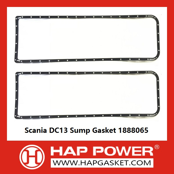 Scania DC13 Sump Gasket 1888065